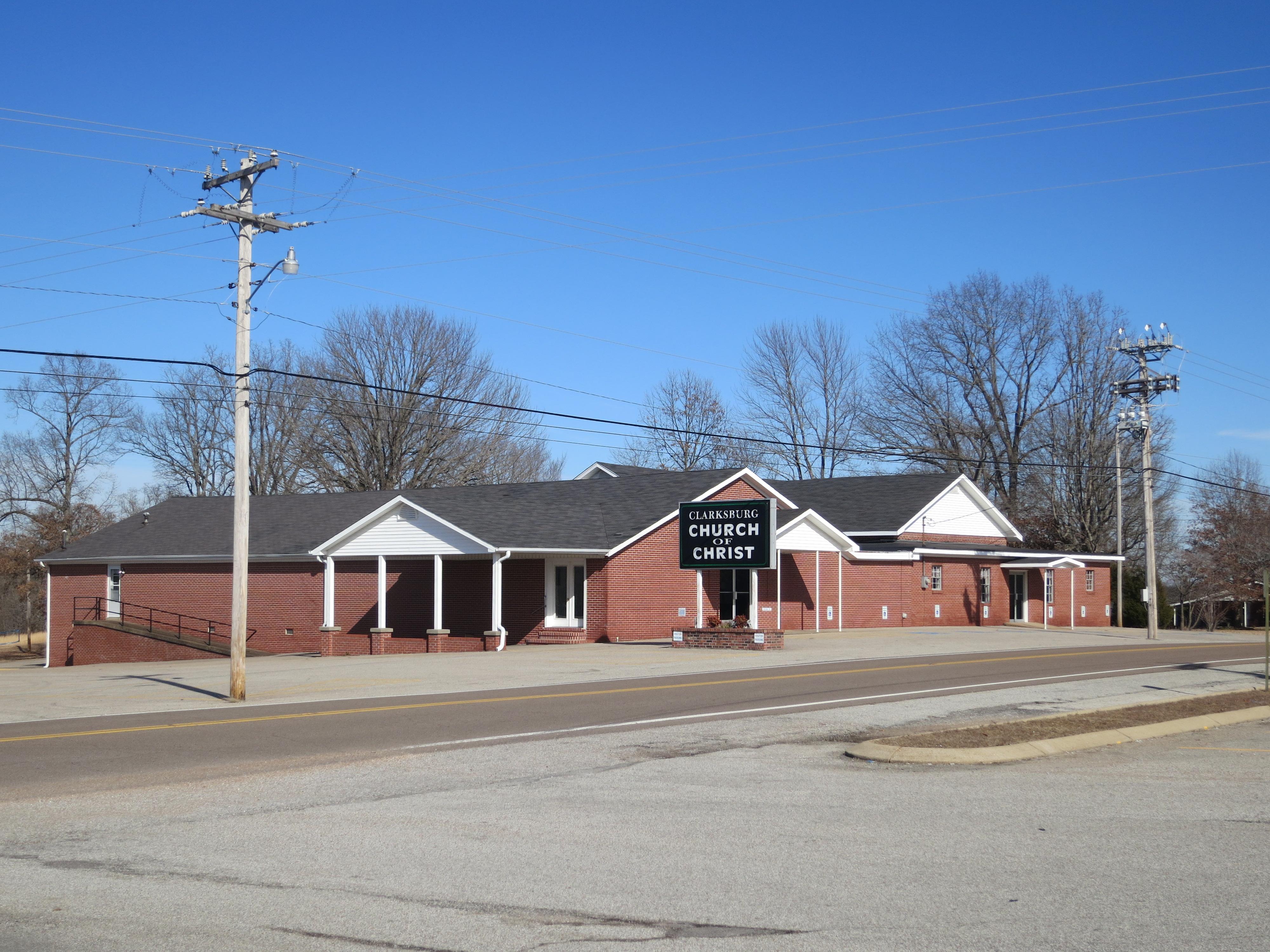 Tennessee carroll county clarksburg - Clarksburg_c_of_c Jpg Clarksburg Church Of Christ