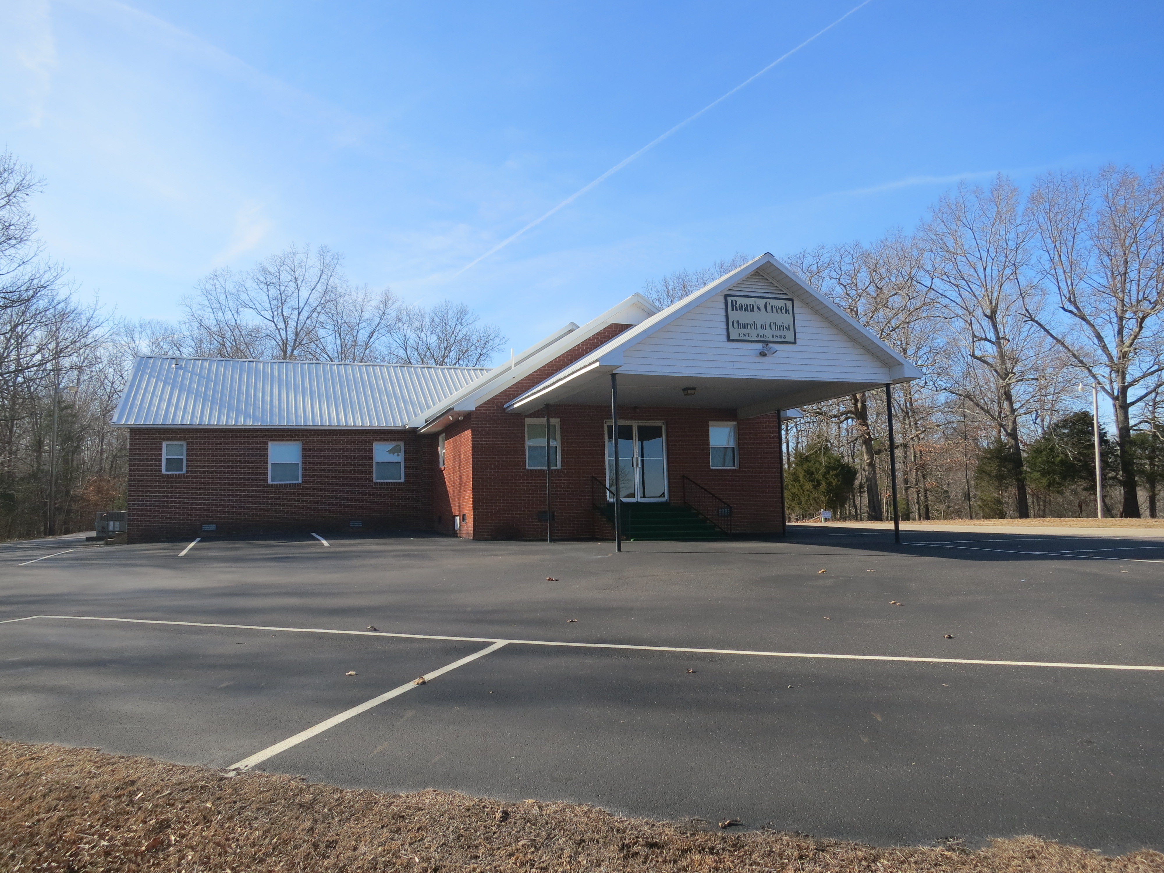 Tennessee carroll county clarksburg - Roans_creek_c_of_c Jpg