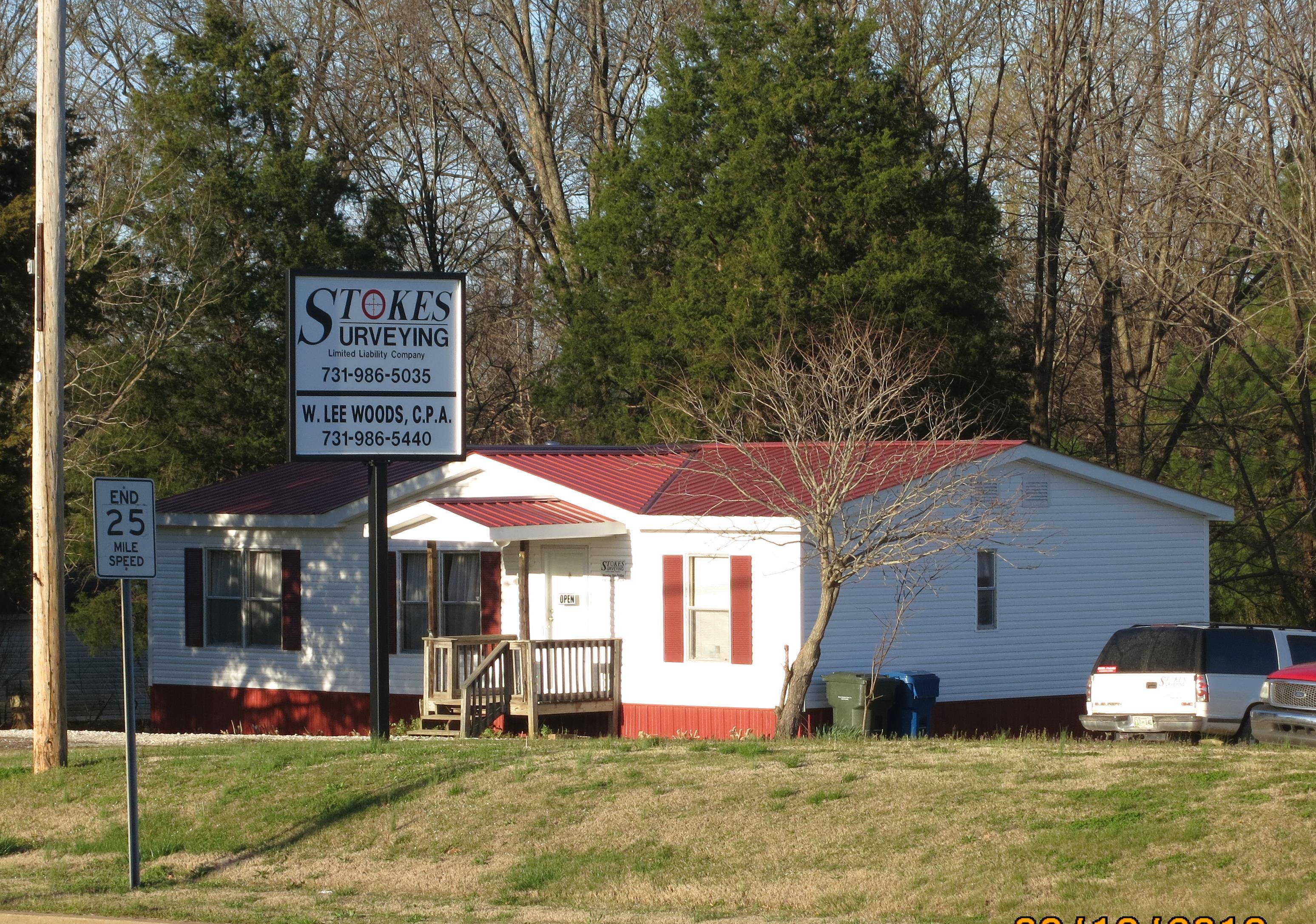 Tennessee carroll county clarksburg - Stokes Surveying 2016